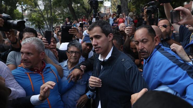 USA wzywają armię Wenezueli do zaakceptowania transferu władzy