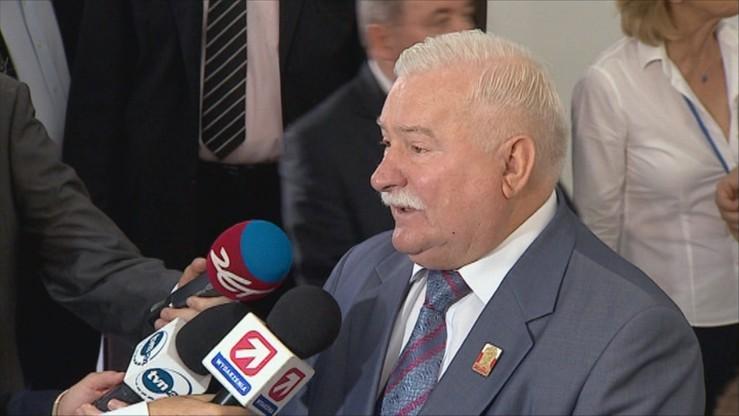 """Wałęsa chce rozliczenia Kaczyńskiego """"za największe szkody wyrządzone Polsce"""". """"To perfidny kłamca"""""""