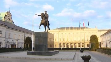 2015-11-30 U prezydenta o TK. Andrzej Duda zaprosił szefów klubów parlamentarnych