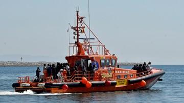 26-09-2018 05:07 Maroko: marynarka wojenna otworzyła ogień do łodzi z migrantami. Jedna osoba nie żyje