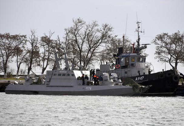 Konflikt Rosji z Ukrainą