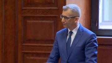 Mazurek: nie ma planów aby stawiać szefa NIK przed Trybunałem Stanu