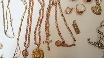 Starsza pani i znikająca biżuteria. 90-latka okradła mieszkanie